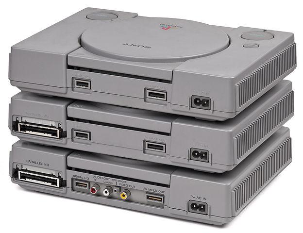 بازطراحی های اولیه PlayStation تنها تغییراتی برروی پورت ها را شامل می شدند.