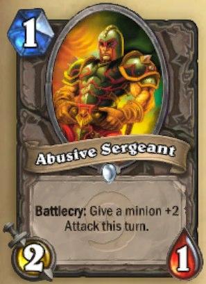 کارت Battlecry