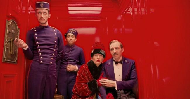 The Grand Budapest Hotel-Oscar